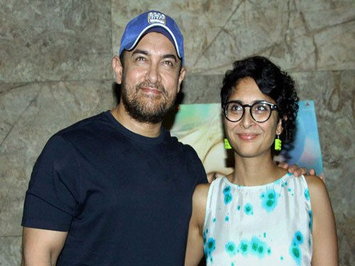 My mom, wife worried about my health: Aamir Khan