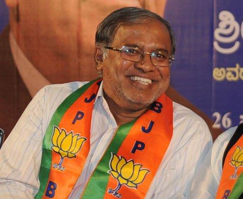 BJP seeks Guv's intervention in racket