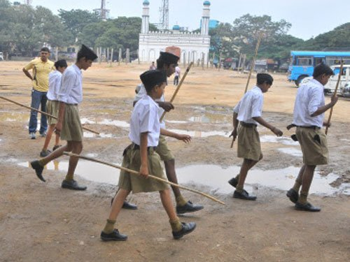 'Ghar Wapsi' victims join US lawsuit to name RSS a terror body