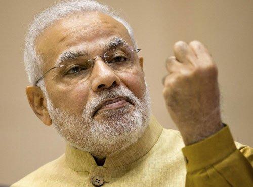 Sonia 'unconstitutional authority' during UPA: Modi