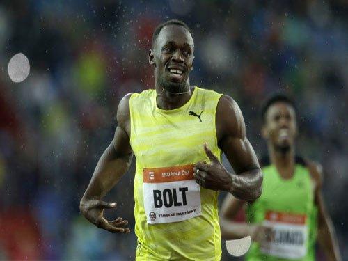 Bolt fails to break 20 seconds at Golden Spike meet