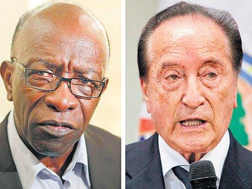 Major crackdown on FIFA