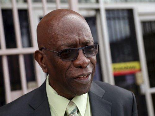 Former FIFA vice-president Warner says he's innocent