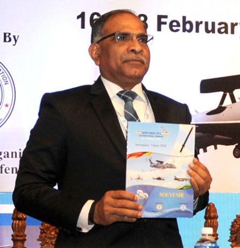 S Christopher appointed DRDO chief