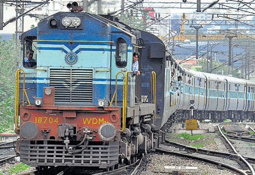 Railways to hike AC class fares by 0.5 pc from Jun 1