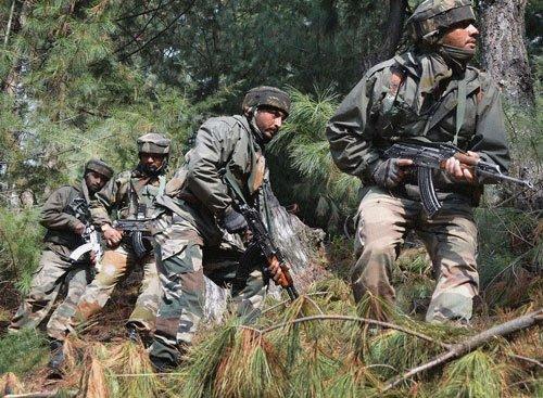 Pak violates ceasefire thrice in J&K, BSF jawan injured
