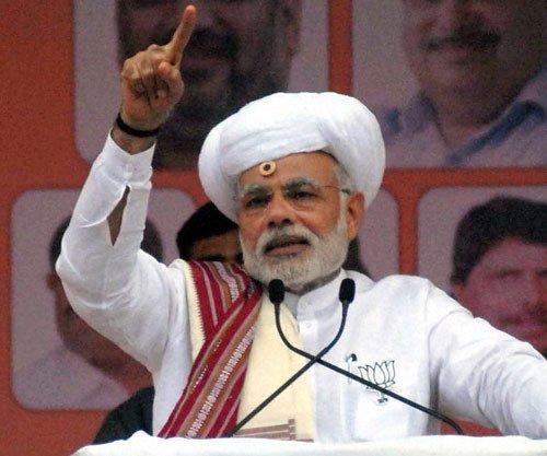 Modi warns Hindutva leaders against 'loose talk'