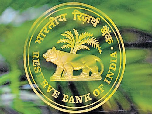 RBI for contingency plan to deal with impact of poor monsoon