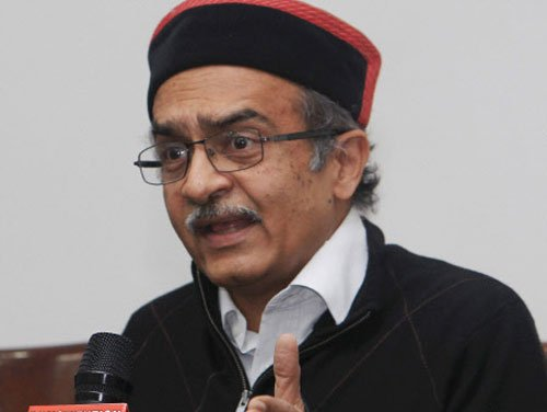 Bhushan objects to Choudhary's name for CVC