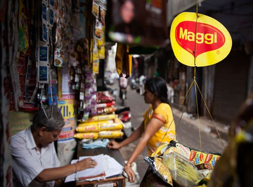 Centre moves consumer panel against Nestle India