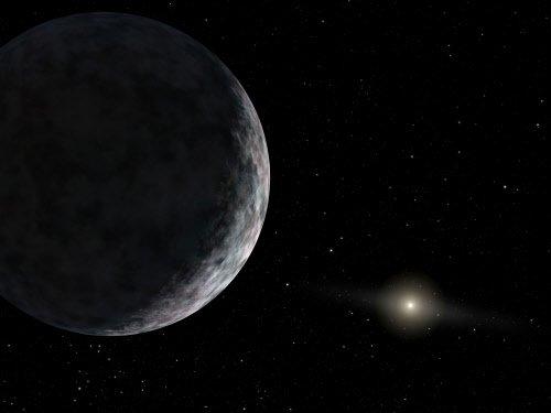Pluto's moons tumbling in absolute chaos: NASA