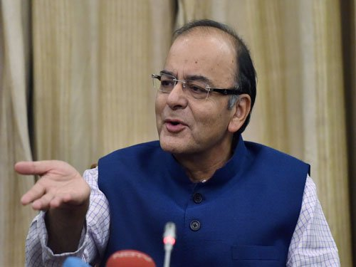 FM downplays monsoon fears; says govt has enough food stocks