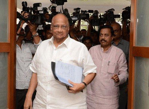 Modi meeting Muslims leaders is 'image building exercise': NCP