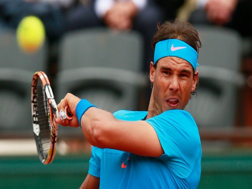I am going to come back, promises Nadal