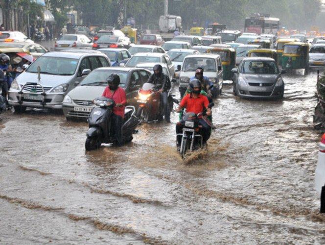 Rain, thundershowers forecast for Karnataka on Friday