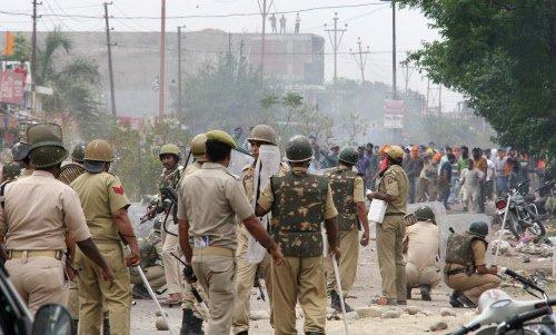 Violence in Jammu despite curfew, FIR filed against policeman