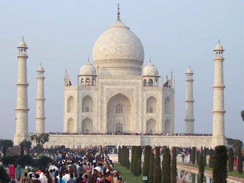 Soon, free Wi-Fi at Taj Mahal