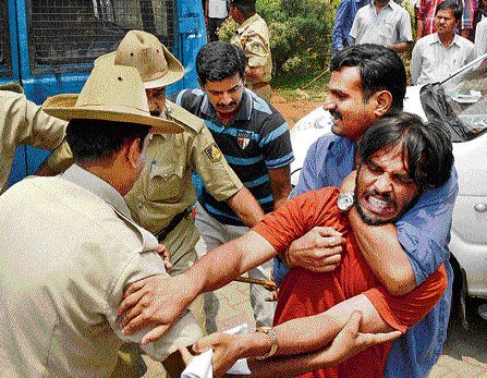 State rejects CBI's request for sanction to prosecute 54 cops