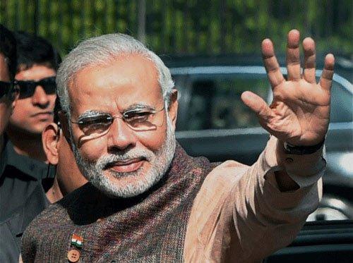 B'desh media describes Modi's visit as 'historic'