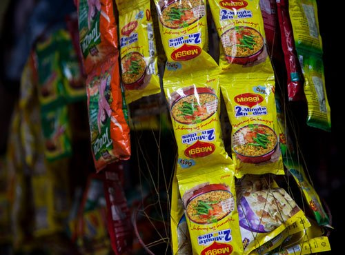 Punjab bans Maggi sale for one year