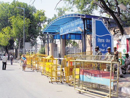 Lawlessness reigns inside high-security Tihar jail