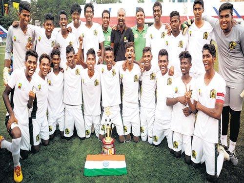 Namma Bengaluru emerge champs