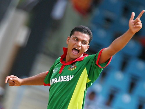 Realistic Bangladesh should aim for draw: Mortaza