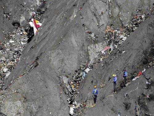 First Germanwings crash victims' bodies repatriated