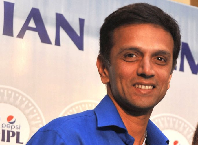 I have no aspirations to be India coach now: Dravid