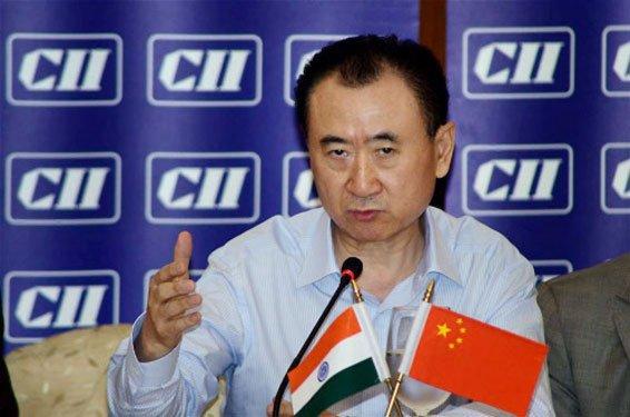 China's Dalian Wanda to set up industrial townships in India
