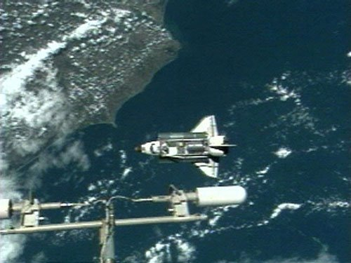 ISS crew set to return to Earth on Thursday