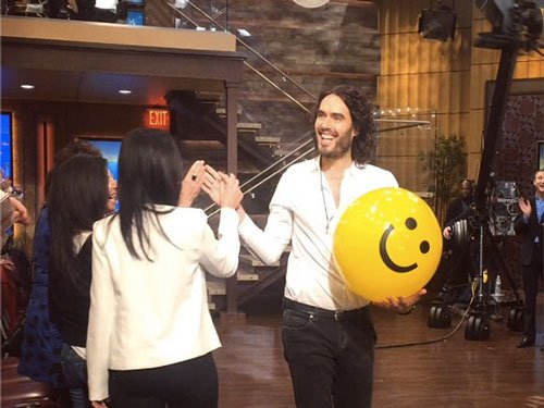 Russell Brand to perform in India