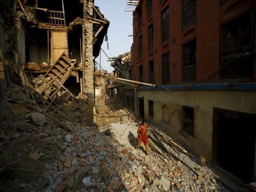 30 killed, 12 missing in landslide in Nepal