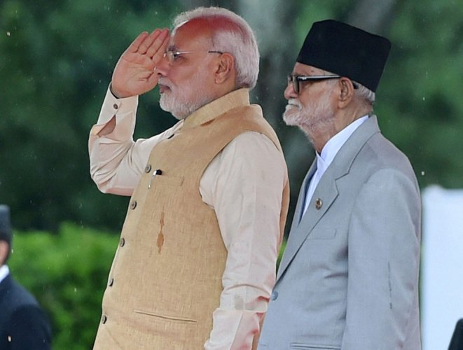 Nepal meet: PM conveys support, leaves open his participation