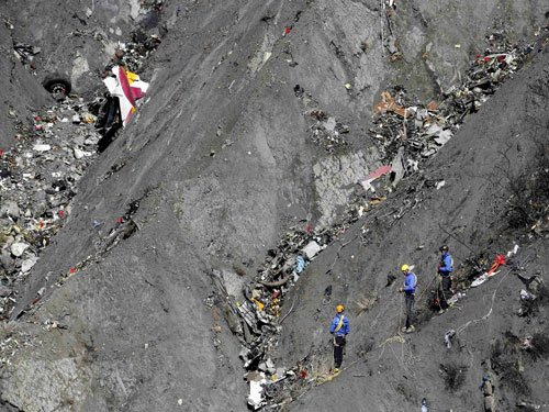 Germanwings crash: Co-pilot saw seven doctors in one month