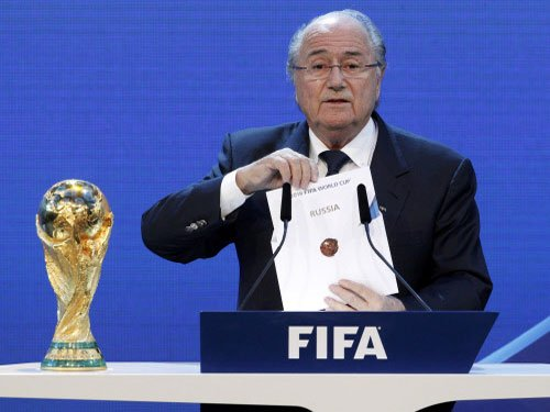FIFA election chief reminds Blatter of need to step down