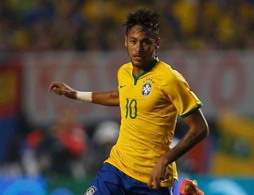 Neymar saves Brazil, Colombia upset at Copa