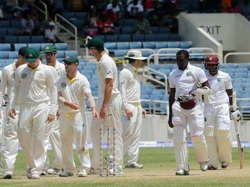 Windies slump to 277-run defeat to suffer series loss