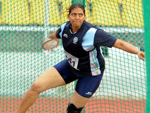 Poonia to get her 2012 Olympics sixth-place finish certificate