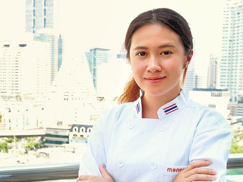 'Being a chef is a fun career'