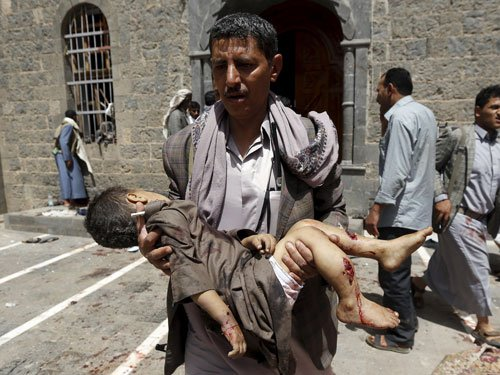 279 children killed in Yemen conflict
