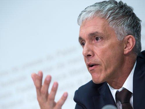 Swiss authorities probing 53 suspicious activity of FIFA bank accounts
