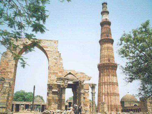 Soon free Wi-Fi at Qutub Minar, Red Fort and Humayun's tomb