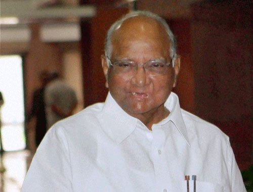 Sharad Pawar beats Vijay Patil to retain MCA top post