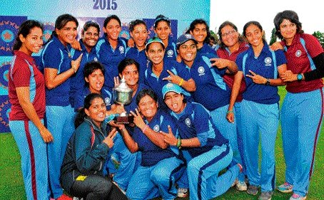 India Blue clinch Challenger Trophy