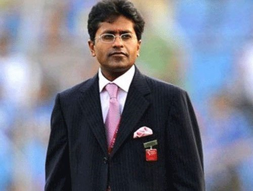 Ex-IPL chief uses TV channels to air views