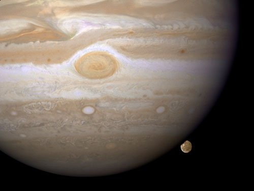 NASA mission to look for water on Jupiter's moon Europa