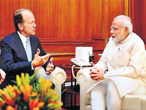 Cisco to Make in India, invest $1.74 billion