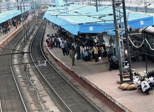 Rail services hit after Itarsi fire