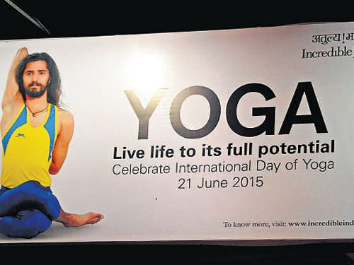 BJP to observe Yoga Day